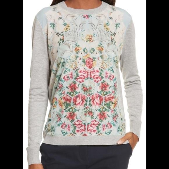 Ted Baker Fareeda roses sweater</div>                                   </div> </div>       </div>                  <div style=